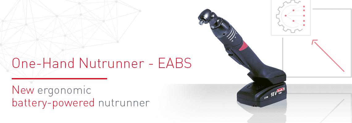 Vår nya batteridrivna dragare : EABS