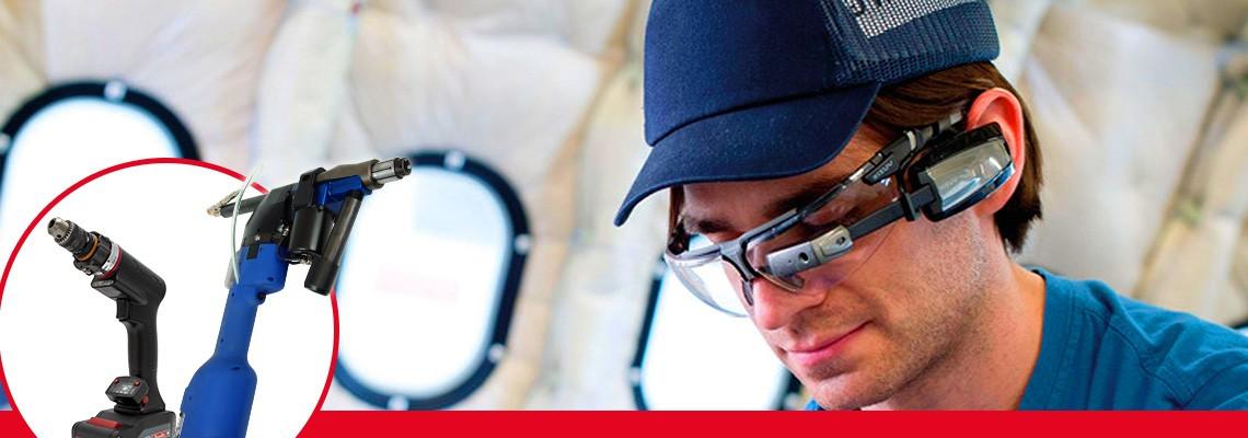 Seti-Tec-serien innehåller avancerad borrutrustning för borrning, brotschning och motslagning som redan används av stora flygplanstillverkare över hela världen.