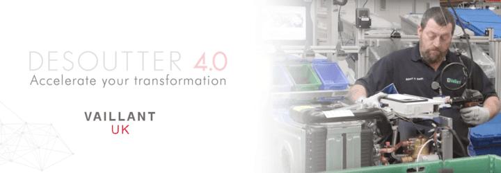 Vaillant UK ökar takten i sin transformering till Industri 4.0